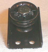Idler pulley ass'y for a Liftmaster garage door opener