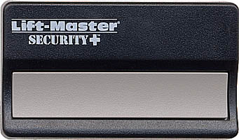 Remote control for a Liftmaster Security + garage door opener