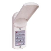 Universal keyless entry made by Domino